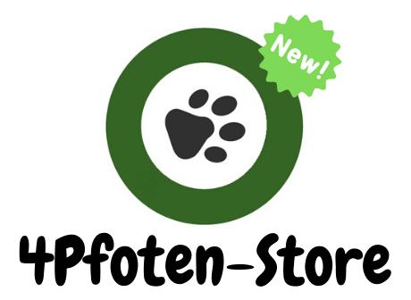 4Pfoten-Store-Logo
